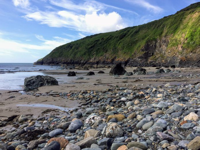 A June weekend in Aberdaron enjoying the beach, hill walks and sunshine. A wonderful retreat in the North of Wales. | The Urban Wanderer | Manchester based Outdoor and Travel Blog