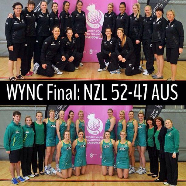 NZU21 #wync2013 #NZU21 #champion #gold