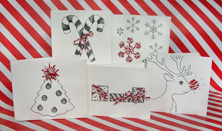 All I want for Christmas is cards! 2013 Christmas Cards and Gift Tags