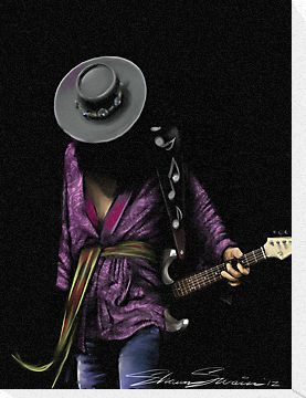 Stevie Ray Vaughn - One of the best guitarists ever!!