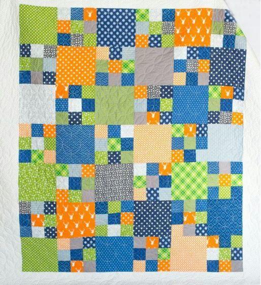 The 118 Best Kid Quilts Images On Pinterest Quilt Block Patterns