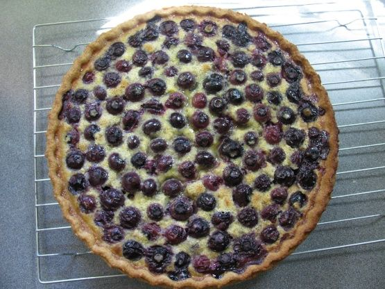 I got this recipe from a coworker who knows I enjoy both blueberries and custard. I havent made this myself yet, but I soon will!