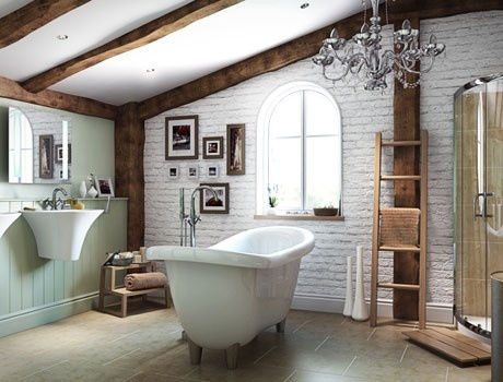 30 Best Country Style Bathrooms Images On Pinterest