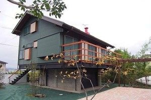 琵琶湖別荘 改装工事