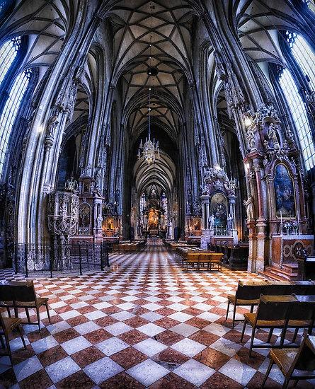 St Stephen's Cathedral, Vienna, 12th Century