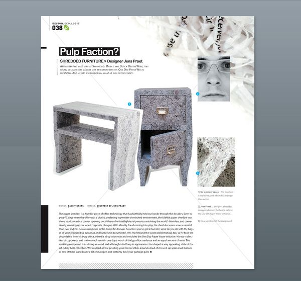 Modern Design Magazine 13 By Rolando Bouza Via Behance