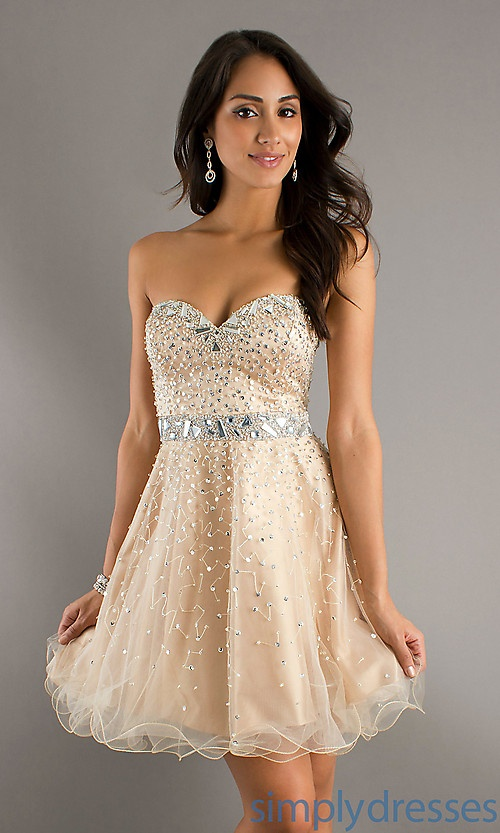 After Wedding Party Dress