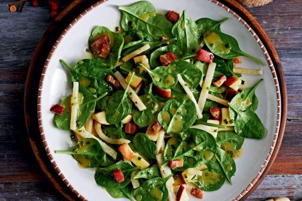 ... Salads on Pinterest   Kale salads, Dressing and Israeli couscous salad
