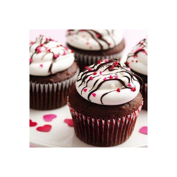 Cupcakes icon-by Chinky ❤ liked on Polyvore featuring food, pictures, cupcakes, food and drink and backgrounds
