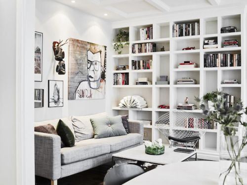 Book Wall Shelves