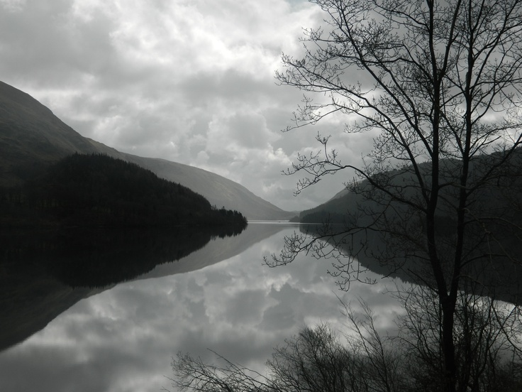 Endless Skies of the Lake District