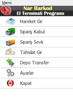 elterminali El Terminali Programı