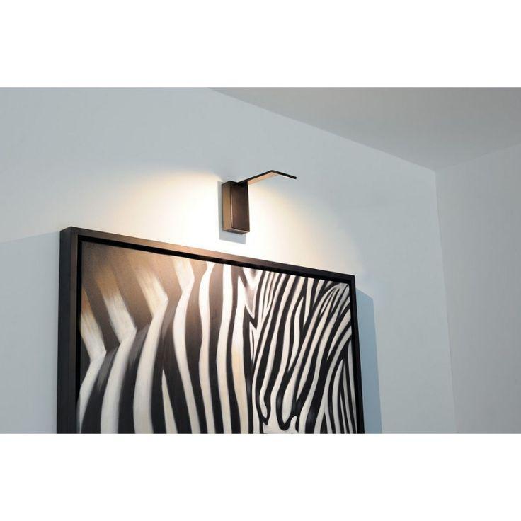 LED Wandleuchte Air Indi Display