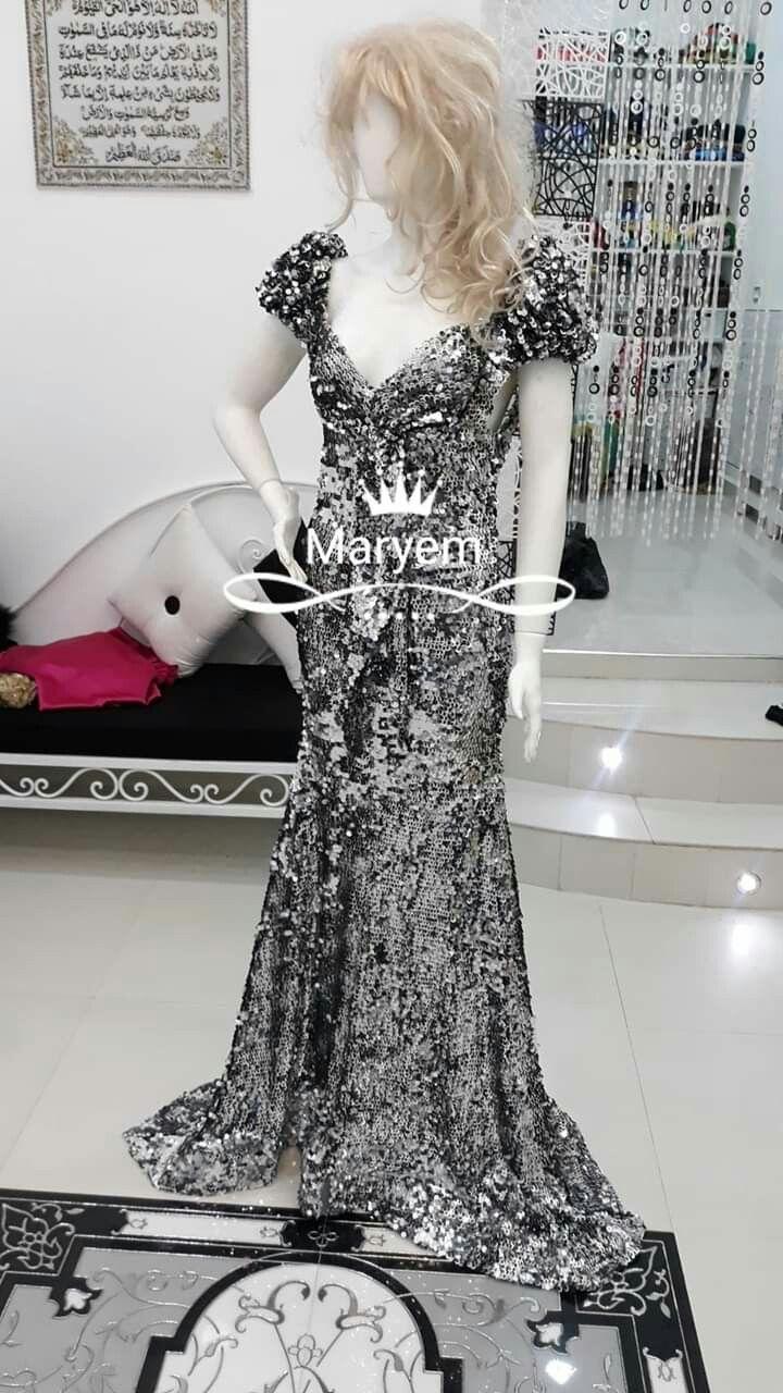 Pin By Mimi Nawara On روب سواري Soiree Dress Dresses Formal Dresses