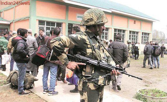 Boycott call to define Srinagar bypoll result