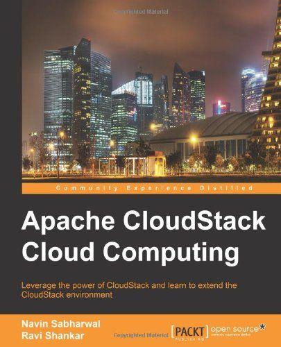I'm selling Apache CloudStack Cloud Computing by Navin Sabharwal and Ravi Shankar - $10.00 #onselz