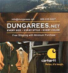 Carhartt work clothes
