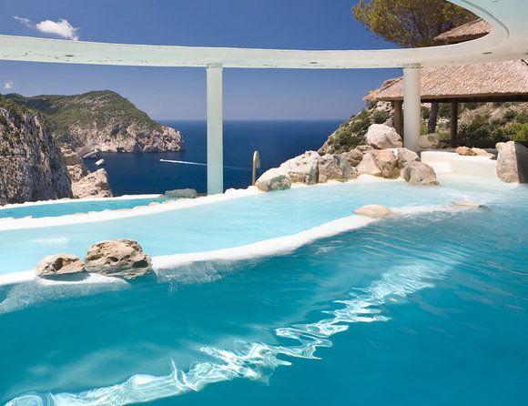 I heart Ibiza... Hacienda Na Xamena - Pool