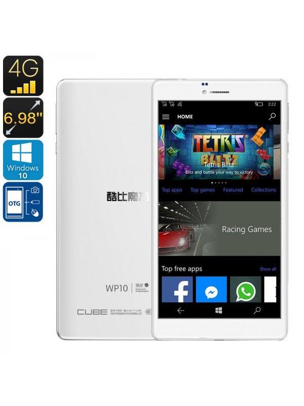 Cube WP10 4G Windows Phablet