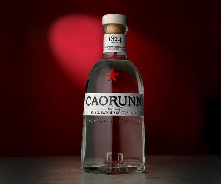 Caorunn Gin bottle