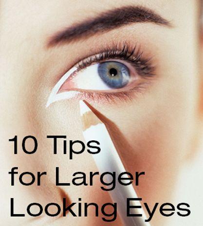 We like big eyes and we cannot lie ... #makeup #bigeyes