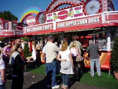 """The Big E, West Springfield MA, is a very fun September """"New England states"""" fair!"""