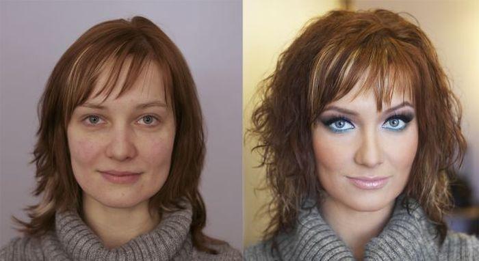 Maquiagem transforma mulheres barangas em beldades. Veja as mudanças! - Foto 3 - Moda e Beleza - R7