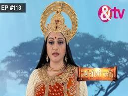 Watch Santoshi Maa 6 September 2016 AND TV HD Fresh Episode