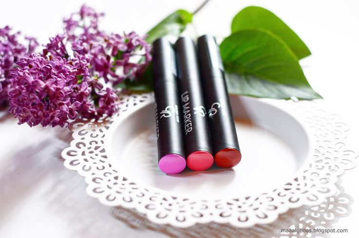 Lip Marker - Pomadka w markerze od Golden Rose