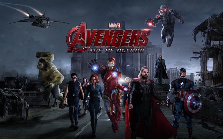 COMIC BITS ONLINE: Marvel's Avengers: Age of Ultron - TV Spot 2
