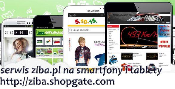 http://ziba.shopgate.com