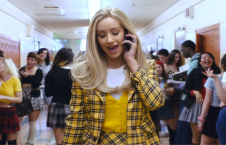 """The Stylist for Iggy Azalea's Clueless-Themed """"Fancy"""" Music Video featuring Charli XCX Tells All"""