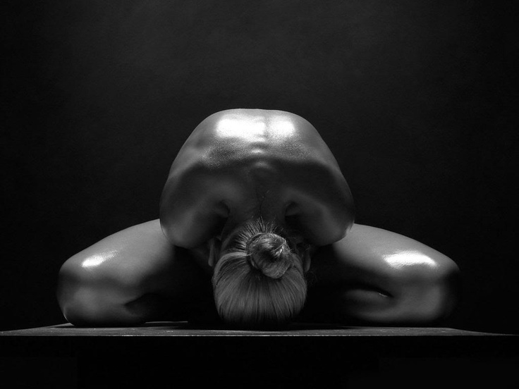 Polish Fine Art Photographer Waclaw Wantuch Explores The Human Form In These Striking And Unusual Black White Nudes If You Like Should Check
