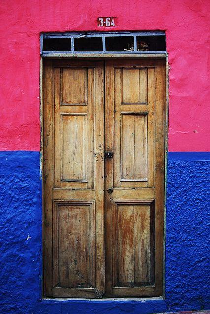 A Bogota Door              6     7        Newer Older  Bogota, Colombia