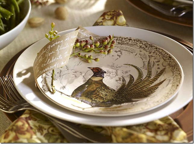 pheasant place setting I want this & 130 best PHEASANTS images on Pinterest | Hunting Animal pictures ...