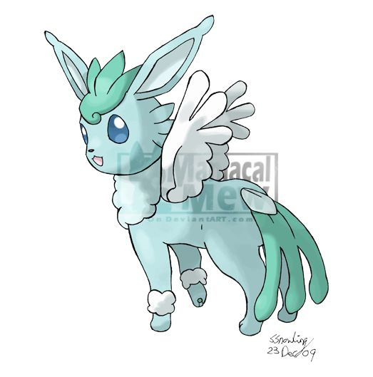 145 best images about Fake eeveelution on Pinterest | The ...