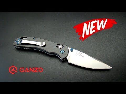 Ganzo Firebird F753M1 - GR Pocket Knife  -  ARMY GREEN