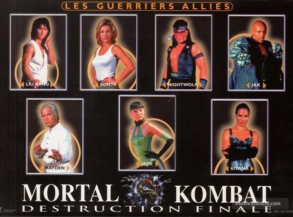 Mortal Kombat Annihilation Mortal Kombat Kitana Mortal Kombat