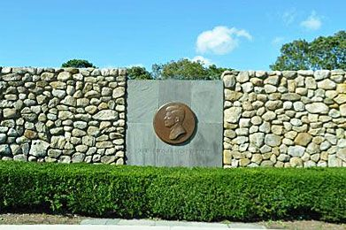 John F. Kennedy Memorial Park-Ocean Street, Hyannis, Cape Cod.