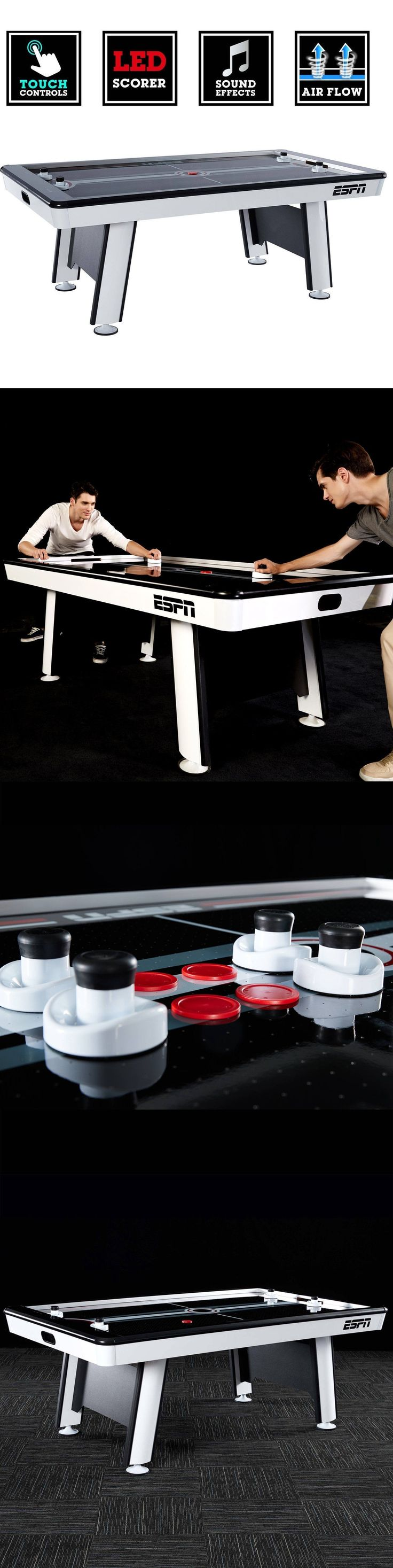 Air Hockey 36275: Air Hockey Table Set 84 Full-Size Gametable Sports Activity Scoring Game Room -> BUY IT NOW ONLY: $447.22 on eBay!