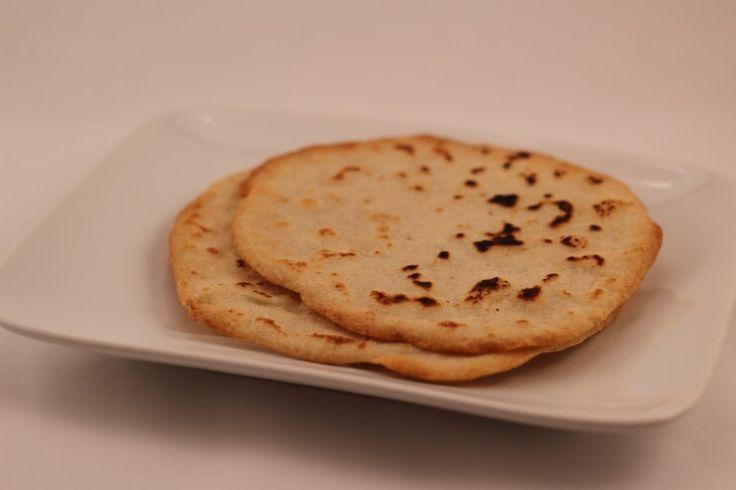 Grain Free Paleo Flat Bread