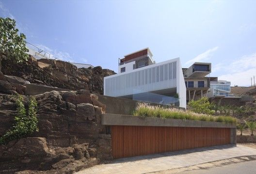 Lapa House,© Juan Solano Ojasi
