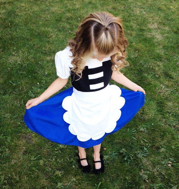 Goldilocks Child's Costume by CustomCreationsMandy on Etsy, $99.95