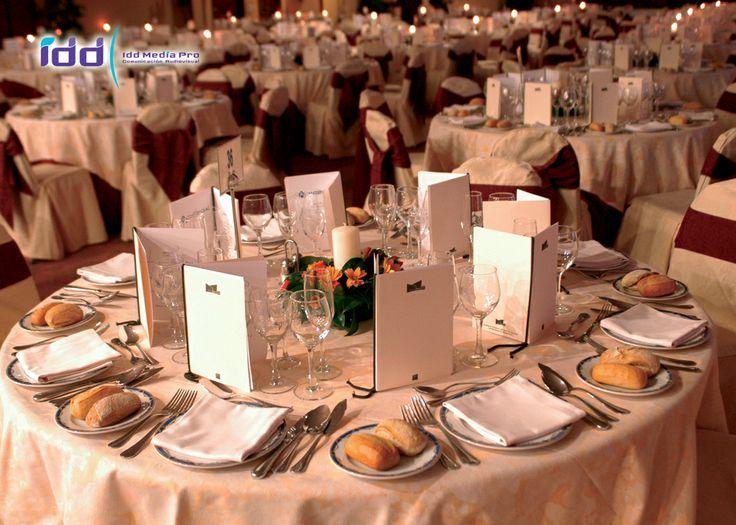Cena en el Hotel Auditorium