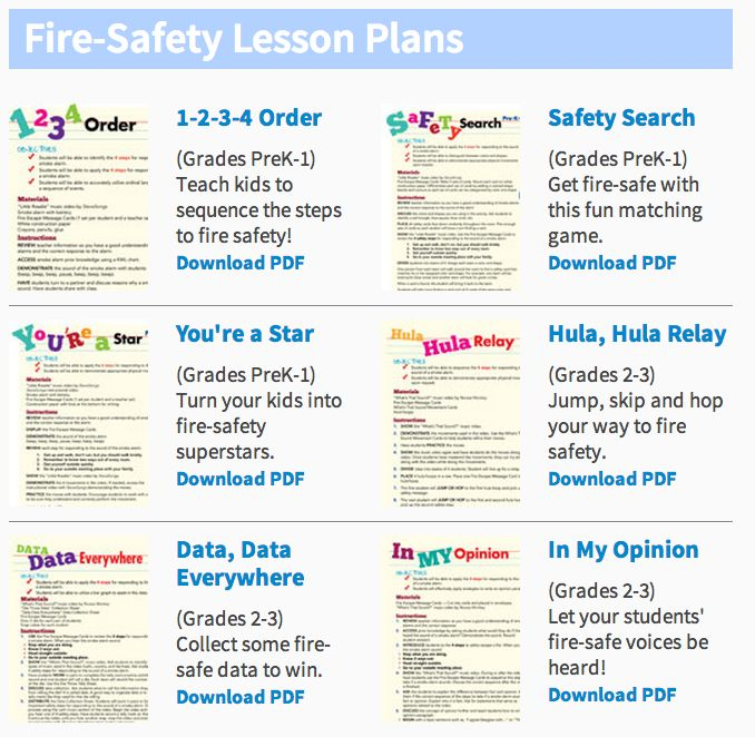 82 best images about Fire Prevention Week on Pinterest | Birthday ...