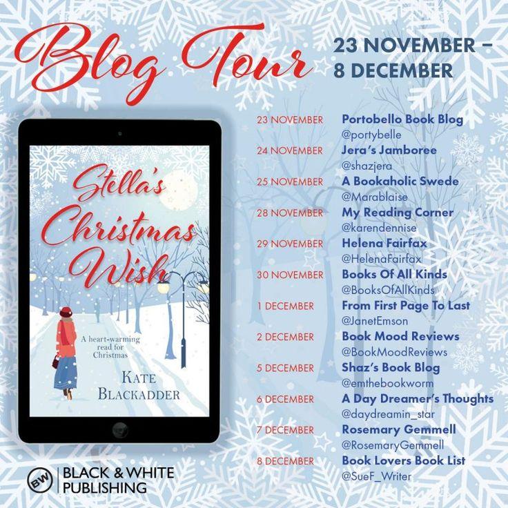 STELLA'S CHRISTMAS WISH BLOG TOUR