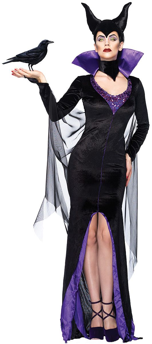 Maleficent Costume: someday if i have a daughter. she will be aurora :)