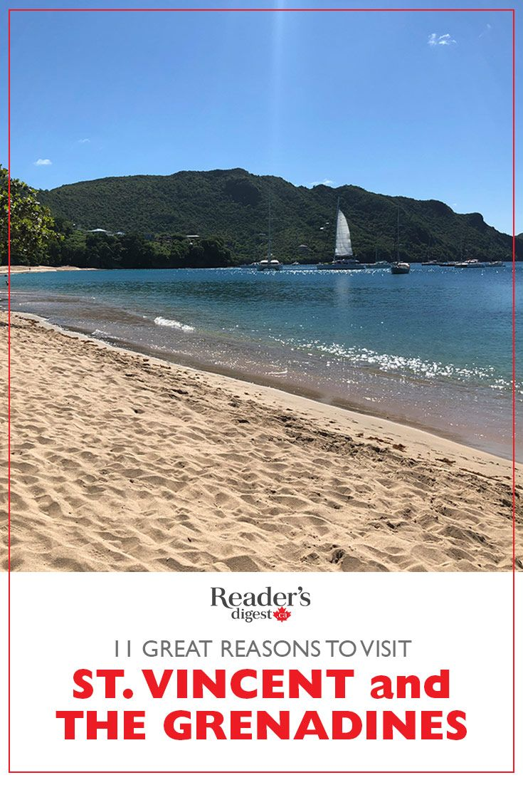 11 Great Reasons To Visit St Vincent And The Grenadines In 2020 Grenadines Caribbean Destinations Canadian Travel