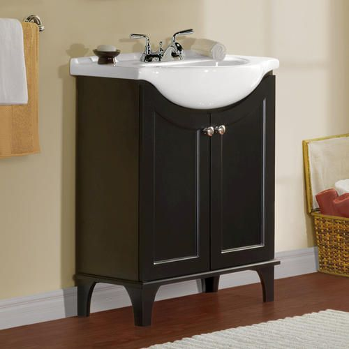 "Magick Woods 26"" Concord Collection Vanity Ensemble At"