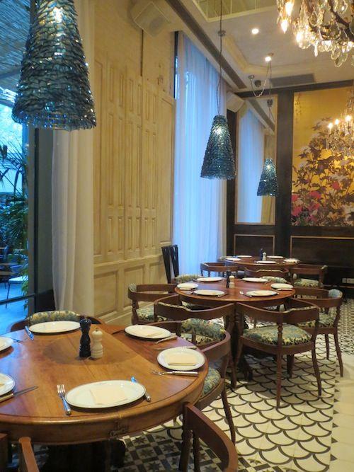 Chez Coco Restaurant. Barcelona.